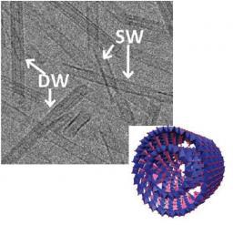 Des nanotubes sous contrôle !
