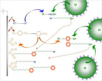 Surface Electroinitiated Emulsion Polymerization