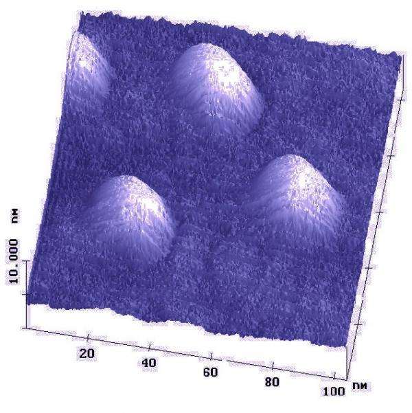 Irradiation par des ions lourds
