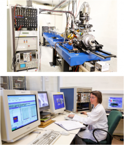 Microsonde nucléaire / Nuclear probe