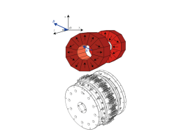 Magnetic resonance in rotating magnetic fields