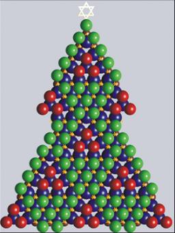 Diminution de la conductivité thermique par effet hochet  dans les cobaltates  thermoélectriques