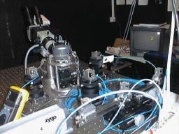 Microscopie à force atomique - AFM