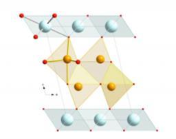 Stockage de l'oxygène dans le composé multiferroïque LuFe2O4+x