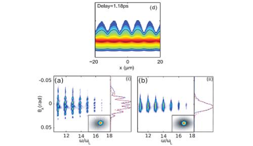 Ptychographie sur réseaux plasmas transitoires