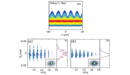 Ptychography with transient plasmas gratings