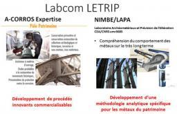 Laboratoire d'Etude des Traitements et Revêtements Innovants pour le Patrimoine
