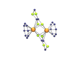 Complexes dithiolènes de l\'uranium