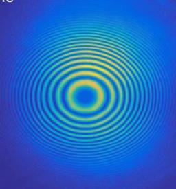 Première mesure de la structure spatio-temporelle  complète d'un faisceau laser ultra intense