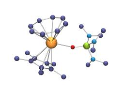 Différenciation des ions lanthanides(III) et uranium(III) par des ligands anioniques
