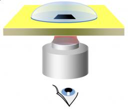 Nouvelle microscopie optique très haute sensibilité pour l'observation des nanomatériaux bidimensionnels