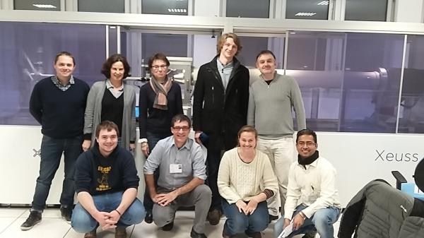 SWAXS Lab -Saclay : The SAXS/ GISAXS/ X-ray reflectomer beamline