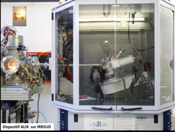 Les faisceaux d'ions du GANIL utilisés pour la physique atomique, du solide, la radiobiologie et l'astrochimie