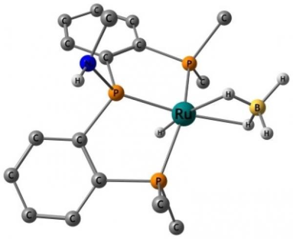 Chimie organométallique et mécanismes / Organometallic chemistry and mechanisms