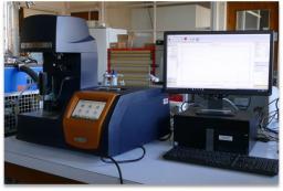 Analyses thermogravimétriques au LEDNA