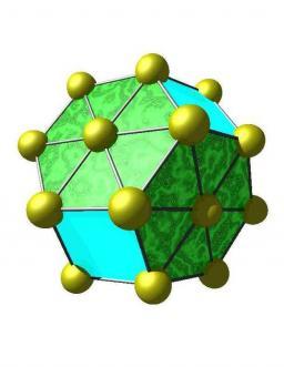 Magnétisme d'amas de rhodium et palladium