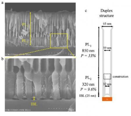 Apport de la diffusion de neutrons à l'étude de la matière nano-confinée : NaPSS au sein des pores d'une membrane aluminium poreuse