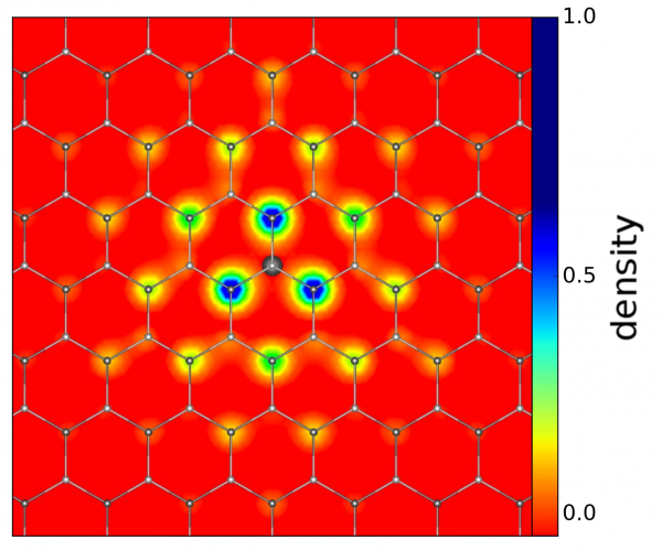 Excitons 2-D dans le nitrure de bore hexagonal