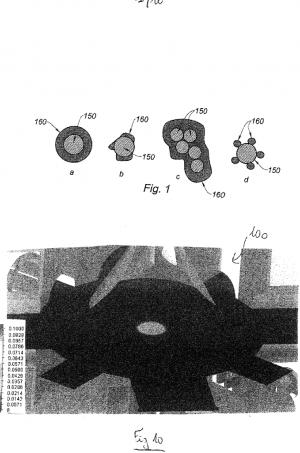 Brevet : Dispositif pour la synthèse de nanoparticules de type cœur-coquille par pyrolyse laser et procédé associé.