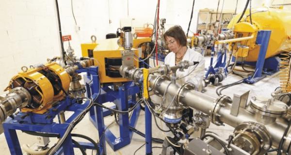 Analyse par faisceaux d'ions : la microsonde nucl�aire