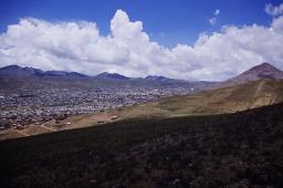 Inka metallurgy on Cerro Rico Moutain at Potosi (Bolivia)