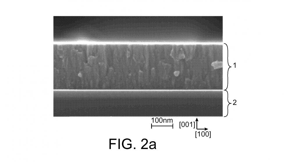 Brevet : Traitement d'un film mince par plasma d'hydrogène et polarisation pour en améliorer la qualité cristalline