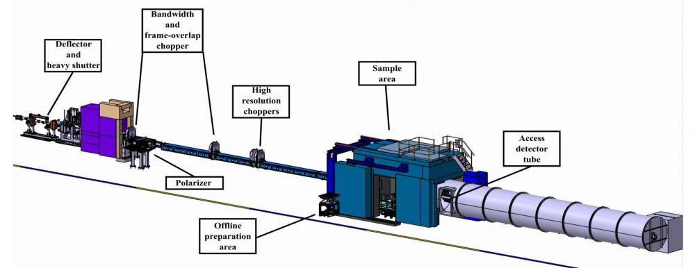 Technical Specification of the Small-Angle Neutron Scattering Instrument SKADI at the European Spallation Source