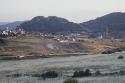La production du mercure à Almaden