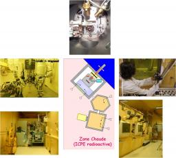 CASIMIR : Chambre d'Analyse de Surfaces et Interfaces des Matériaux  IRradiants