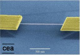 Carbon nanotubes at high frequency