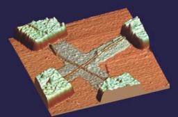 Organic and molecular electronics