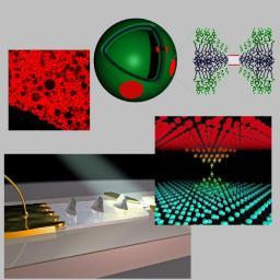 Nanosciences pour les technologies de l'information et de la santé  /  Nanoscience for information and health technologies