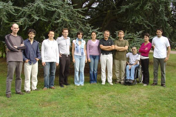 Membres du groupe PHI