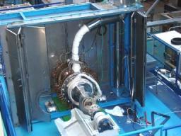 Expérience VKS2 : observation d\'une dynamo turbulente (De l\'origine du champ magnétique terrestre...)