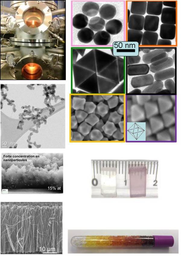 Laboratoire Edifices Nanométriques (LEDNA)
