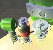 Propositions d'expériences diffusion de neutrons au LLB : 1/10/2005