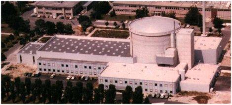 21 ou 22 Nov. Démarrage du réacteur