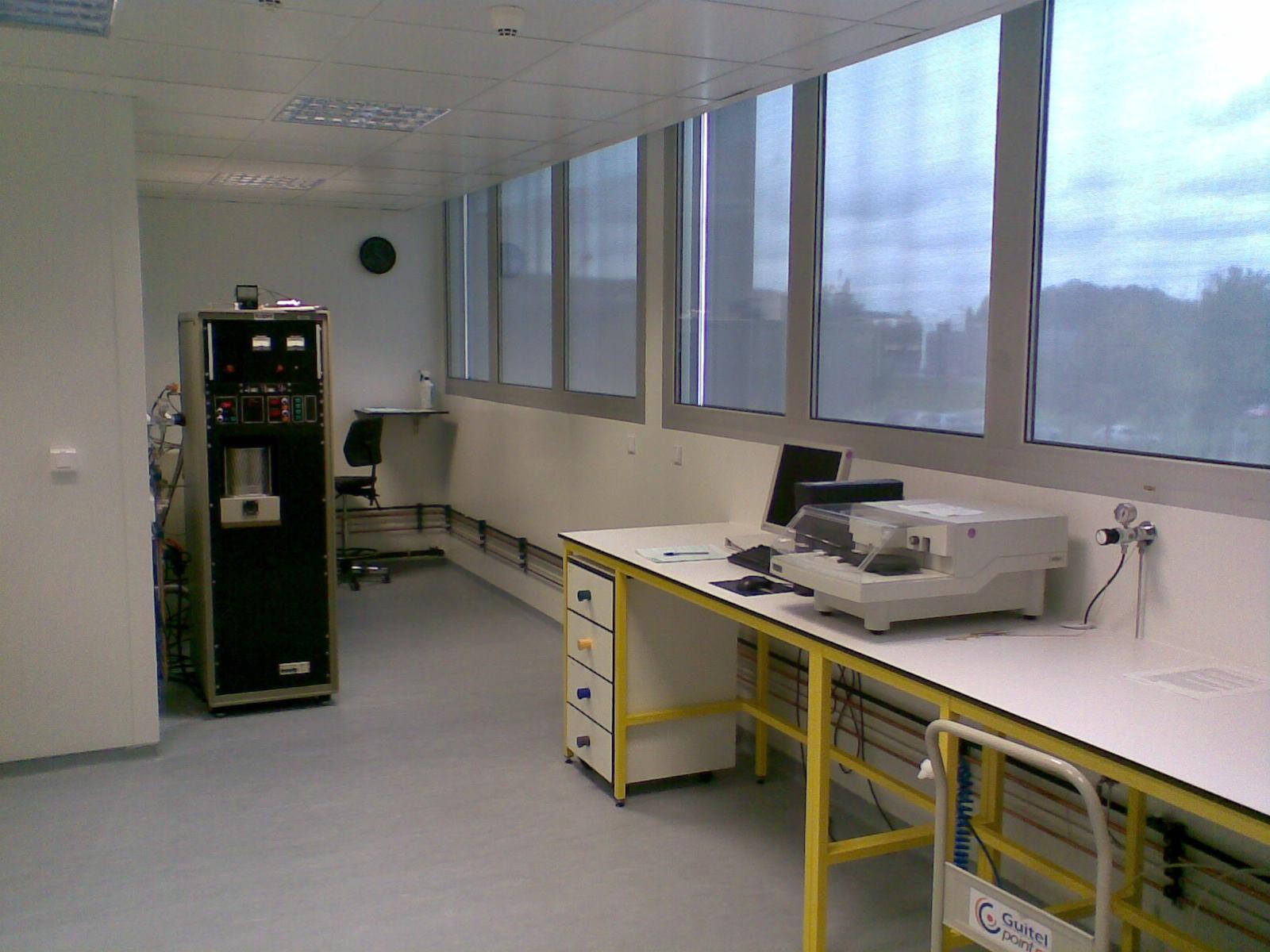 Inauguration Nouvel atelier Nanofabrication