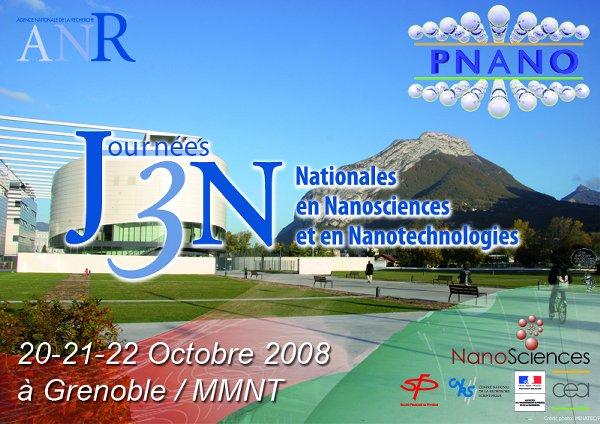 Journées Nationales en Nanosciences et Nanotechnologies