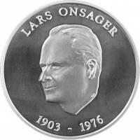 Chaire 2010 et médaille Lars Onsager de NTNU à Elisabeth Bouchaud